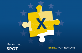 X marks the spot - Essex for Europe